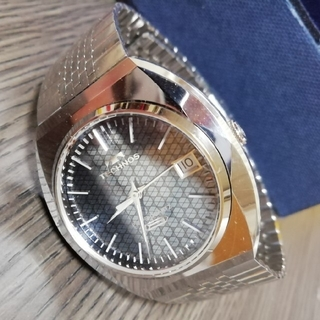 TECHNOS - メンズ腕時計 テクノス クオーツ オールドウオッチ 稼働中