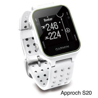 GARMIN - GARMIN アプローチ S20 GPSゴルフナビ