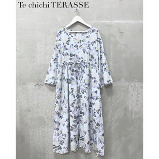 テチチ(Techichi)の【Te chichi TERASSE】花柄ロングワンピース テチチテラス(ロングワンピース/マキシワンピース)