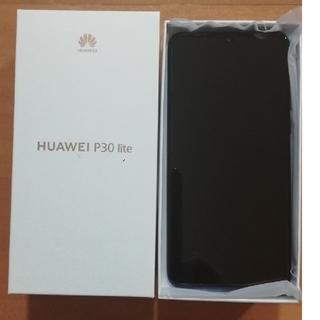 HUAWEI - 【新品・未使用】HUAWEI P30 lite(SIMフリー)