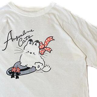サンリオ(サンリオ)の90's サンワード ルヴォンヌ Tシャツ LEVONS-NOUS(Tシャツ/カットソー(半袖/袖なし))