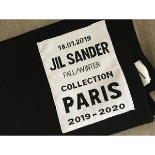Jil Sander - JILSANDER カシミヤウールマフラー