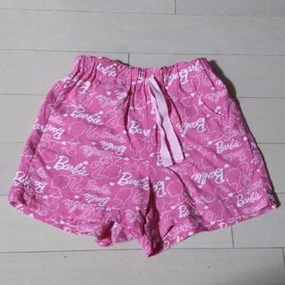 バービー(Barbie)の美品  バービー  ショートパンツ  110cm(パンツ/スパッツ)