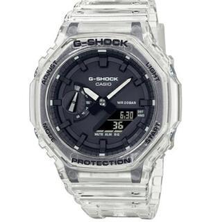 ジーショック(G-SHOCK)のG-SHOCK カシオーク スケルトン(腕時計(アナログ))