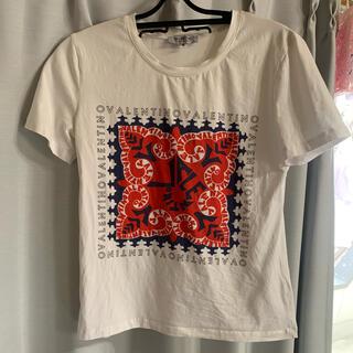 ヴァレンティノ(VALENTINO)のVALENTINO バレンチノ Tシャツ(Tシャツ(半袖/袖なし))