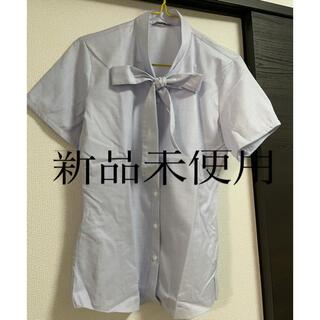AOKI - 【新品未使用】スーツ インナー ボウタイブラウス AOKI  洋服の青山