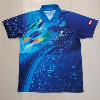 ニッタク(Nittaku)のニッタク  ゲームシャツ  ユニフォーム(卓球)