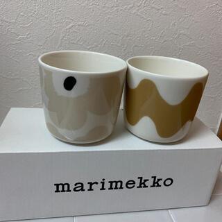 marimekko - 【新品】マリメッコ ウニッコ ロッキ ラテマグ