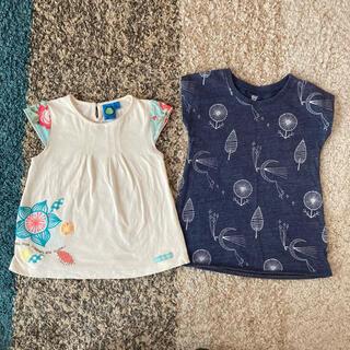 グラニフ(Graniph)のグラニフ Tシャツ 90(Tシャツ/カットソー)