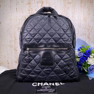 シャネル(CHANEL)の✨美品✨CHANEL シャネル コココクーン バックパック リュック ココマーク(リュック/バックパック)