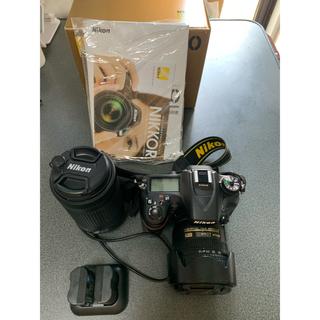ニコン(Nikon)のNikon D7100 レンズ2本付 箱説付 バッテリー2個(デジタル一眼)