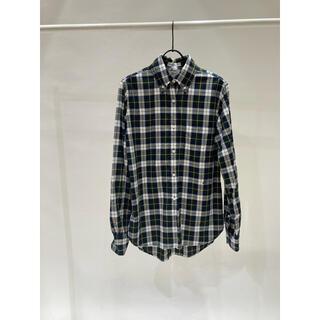 マディソンブルー(MADISONBLUE)のMADISONBLUEボタンダウンチェックシャツ(シャツ/ブラウス(長袖/七分))