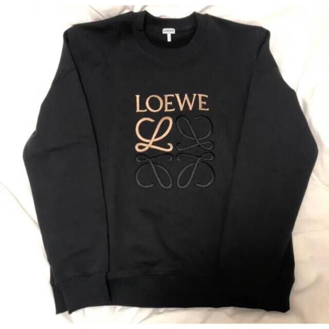 LOEWE(ロエベ)のLOEWE ロエベ アナグラム スウェット トレーナー 2020AW メンズのトップス(スウェット)の商品写真