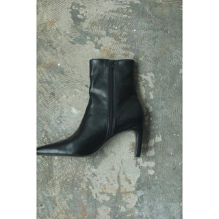 TODAYFUL - todayful square ankle boots スクエア アンクルブーツ
