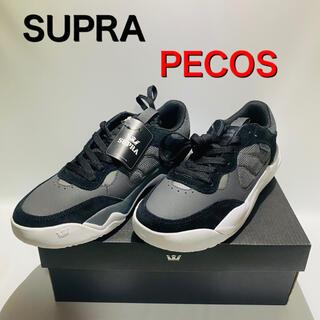 スープラ(SUPRA)のSUPRA スープラ ローカット スニーカー ランニング PECOS ペコス (スニーカー)