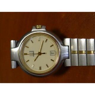 ダンヒル(Dunhill)の【 極 美 品 】 ダンヒル(dunhill) レディース クォーツ(腕時計)