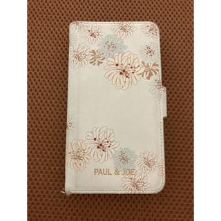 ポールアンドジョー(PAUL & JOE)のiPhoneXR ポール&ジョー 手帳型ケース★(iPhoneケース)