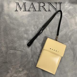 Marni - MARNI ランヤードネックポーチ 新品