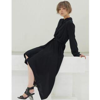 ヨウジヤマモト(Yohji Yamamoto)の[値下げ]0658 iris dress one-piece(ロングワンピース/マキシワンピース)
