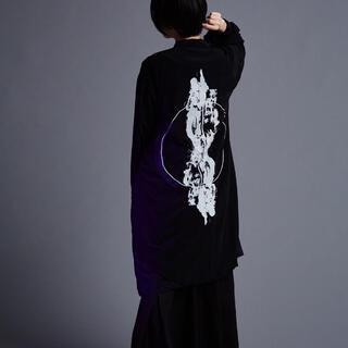 Yohji Yamamoto - [完売商品]0658 night owl long shirts