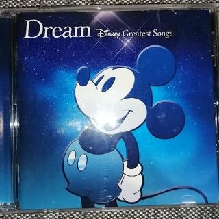 ディズニー(Disney)のDREAM DISNEY Greatest Songs(キッズ/ファミリー)