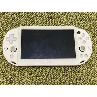 プレイステーションヴィータ(PlayStation Vita)のPlayStation Vita ff10限定Vitaエディション(携帯用ゲーム機本体)