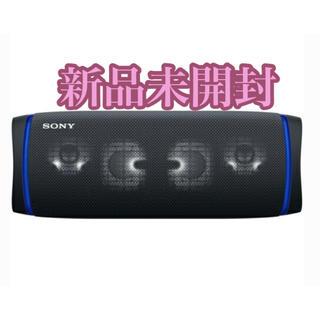 SONY - 【新品未開封】 ソニー SRS-XB43 B ワイヤレスポータブルスピーカー