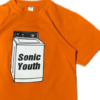 シュプリーム(Supreme)の90's Sonic youth ソニックユース Tシャツ Washing (Tシャツ/カットソー(半袖/袖なし))