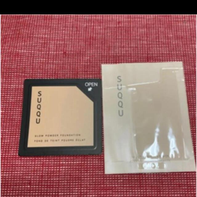 SUQQU(スック)のSUQQU スックの新作グロウパウダーファンデ 120 コスメ/美容のベースメイク/化粧品(ファンデーション)の商品写真