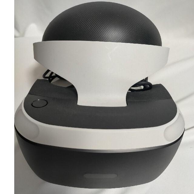 PlayStation VR(プレイステーションヴィーアール)のPSVR+BRAVO TEAM セット エンタメ/ホビーのゲームソフト/ゲーム機本体(家庭用ゲームソフト)の商品写真