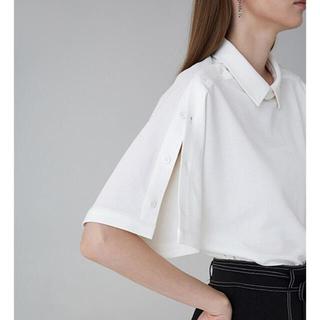 アクネ(ACNE)のFano Studios chuclla ポロシャツ シャツ(シャツ/ブラウス(半袖/袖なし))