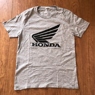 GU - HONDA ホンダ Tシャツ メンズ