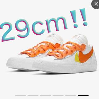 サカイ(sacai)の超希少サイズ‼️sacai x Nike Blazer Low(スニーカー)