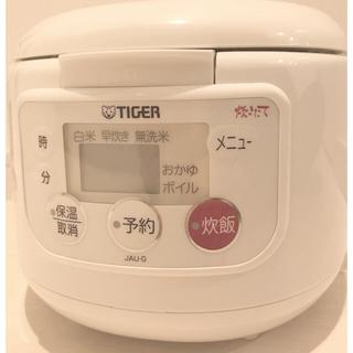 TIGER - タイガー 炊飯器