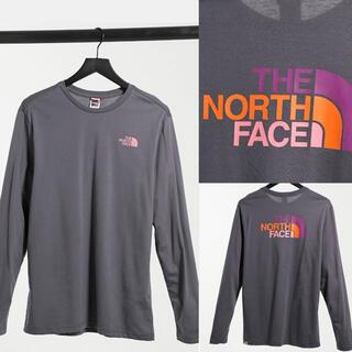 ザノースフェイス(THE NORTH FACE)の【海外】The North Face ロンT ノースフェイス 長袖(Tシャツ/カットソー(七分/長袖))