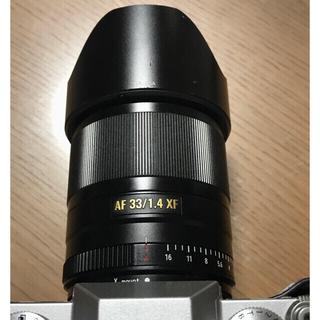 フジフイルム(富士フイルム)のVILTROX AF 33mm F1.4 STM 富士フイルム用 Xマウント(レンズ(単焦点))