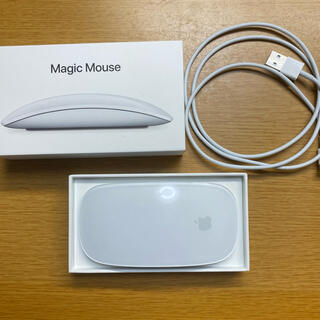 Apple - Magic Mouse 2 (白)