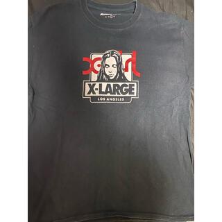 XLARGE - XLARGE× X-girl / エクストララージ×エックスガール Tシャツ