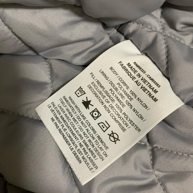 Supreme(シュプリーム)のsupreme NIKEコラボ ダウンジャケット メンズのジャケット/アウター(ダウンジャケット)の商品写真