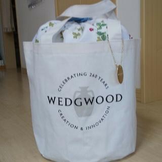 WEDGWOOD - ウェッジウッド トートバッグ 巾着