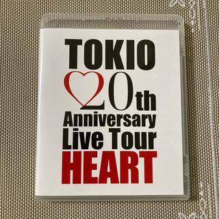 トキオ(TOKIO)のTOKIO 20th HEART⭐︎Blu-ray⭐︎(アイドル)