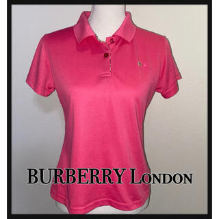 BURBERRY - BURBERRY London ポロシャツ