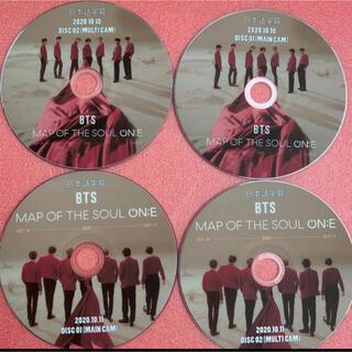 防弾少年団(BTS) - BTS MAPOFTHE ONE🎀10.10/ 10.11 4枚組(^^)