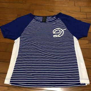 ダブルスタンダードクロージング(DOUBLE STANDARD CLOTHING)のDOUBLE STANDARD CLOTHING  Tシャツ ボーダー(Tシャツ(半袖/袖なし))