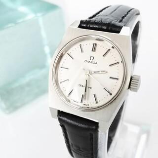 OMEGA - ⭐OH済 綺麗 オメガ 3針 新品ベルト レディース 腕時計ウォッチ 着物 美品