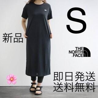 THE NORTH FACE - 送料無料  Sサイズ ワンピース クルー ノースフェイス ブラック
