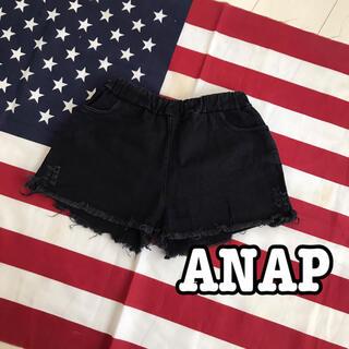 アナップ(ANAP)のANAP  ダメージデニム ショートパンツ(ショートパンツ)