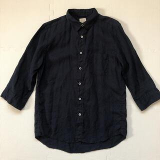 バックナンバー(BACK NUMBER)のライトオン  BACK NUMBER  七分袖 メンズシャツ(シャツ)