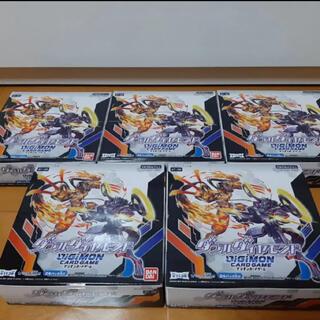 バンダイ(BANDAI)の【新品未開封】デジモン ダブルダイヤモンド 5BOX(Box/デッキ/パック)