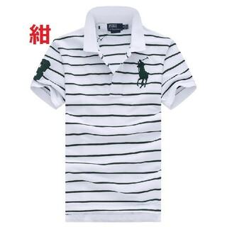 高品質男性用ポロ ラルフローレンポロシャツ